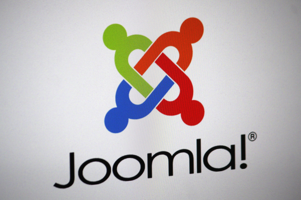 web development with Joomla